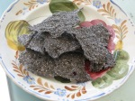 Chia Seed Biscuits by Brisbane Naturopath Andrea Southern