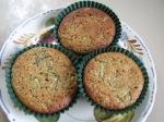 Sweet Zucchini Muffins
